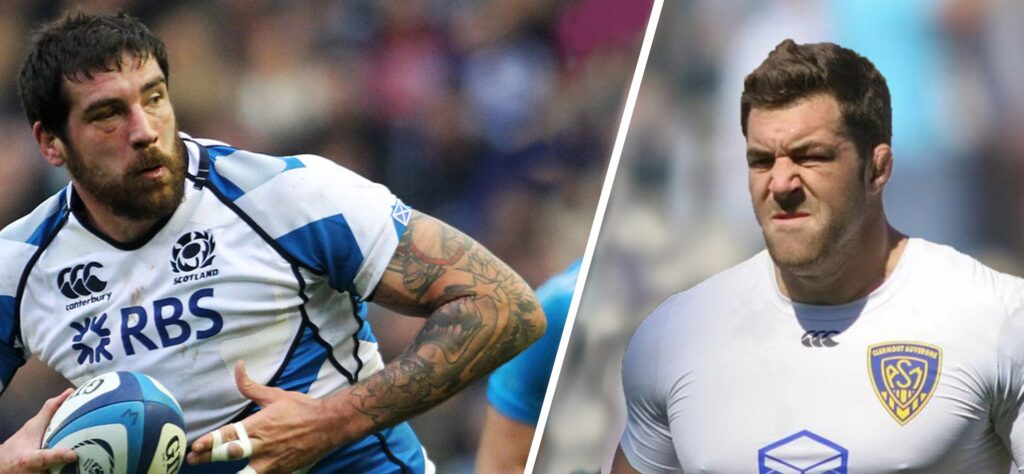 Cudmore vs Hamilton: Two of rugby's biggest enforcers