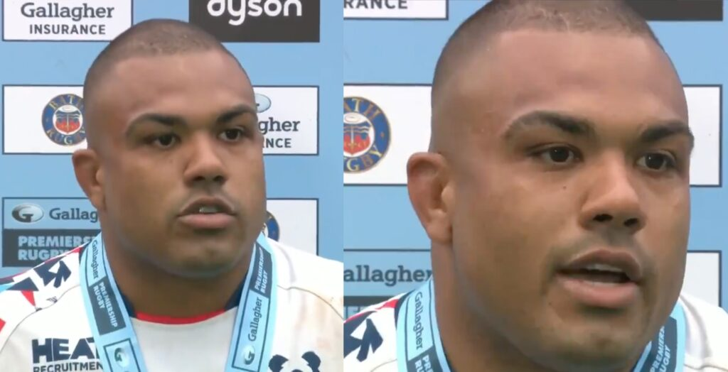 WATCH: The emotional Kyle Sinckler interview which Lions fans MUST see