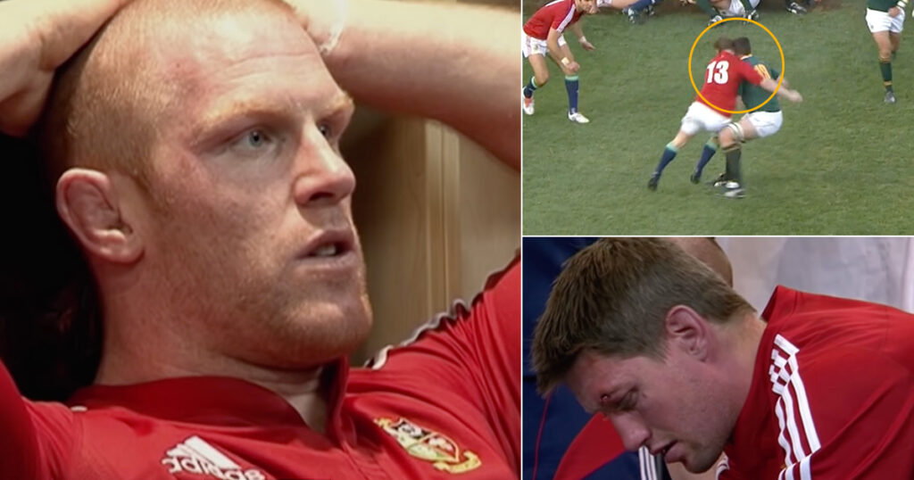 Why The 2nd Lions Test in 2009 was so ferociously physical