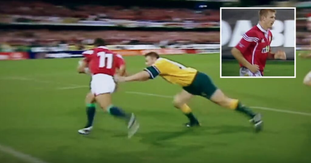 WATCH: Some outstanding tries were scored on the memorable 2001 Lions tour to Australia