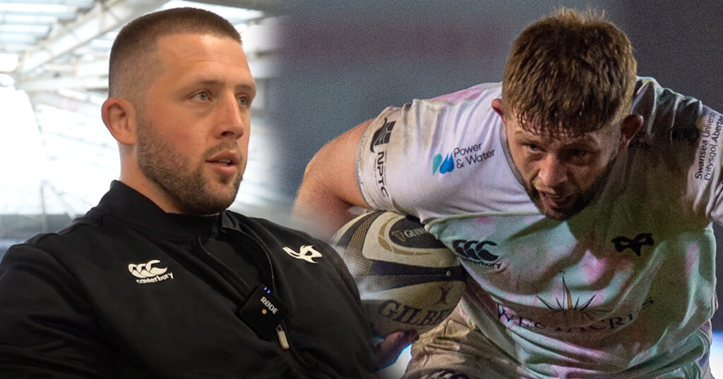 Ospreys hooker reflects on premature retirement due to neck injury