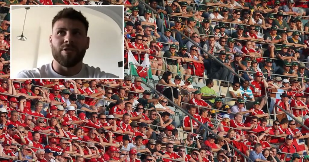 16,000 fans for Lions match against Japan will be 'incredibly special' - Ali Price