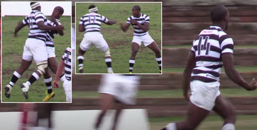 Hilarious and passionate celebrations show how much South African schoolboy rugby means