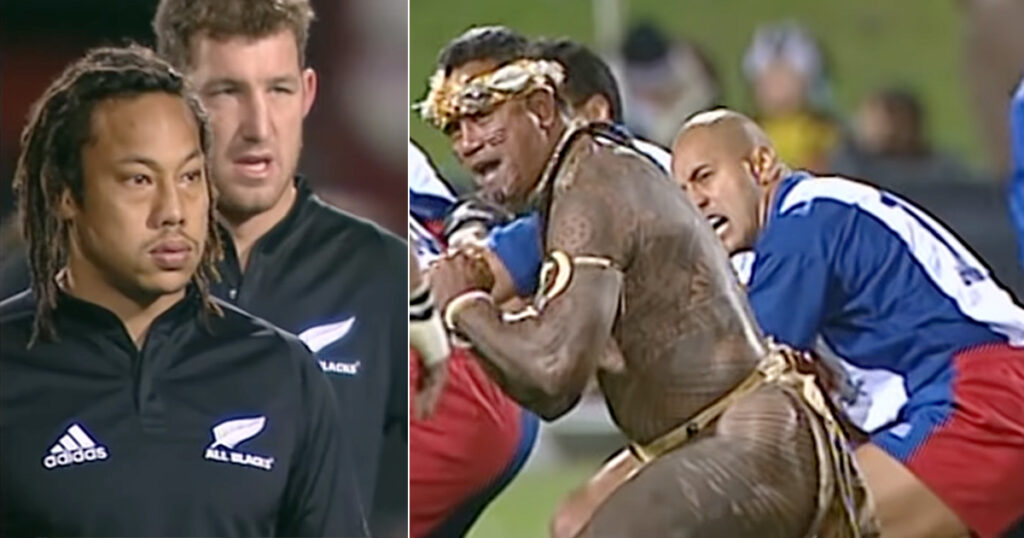 FULL MATCH REPLAY: Huge stars on show when All Blacks host Pacific Island XV in 2004