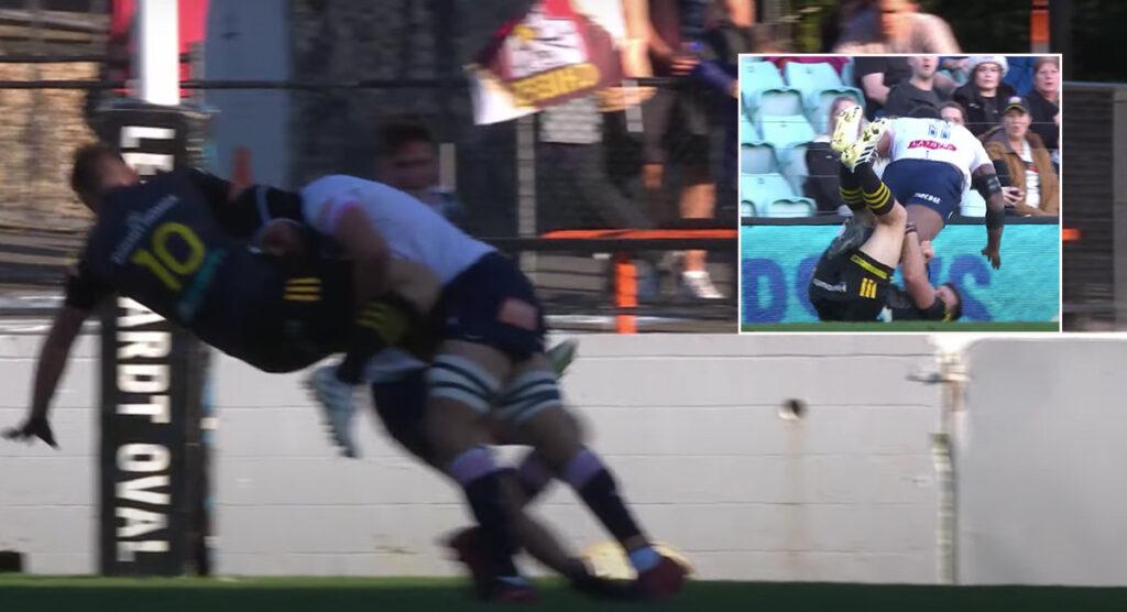 Melbourne Rebels do their best to wreck Bryn Gatland