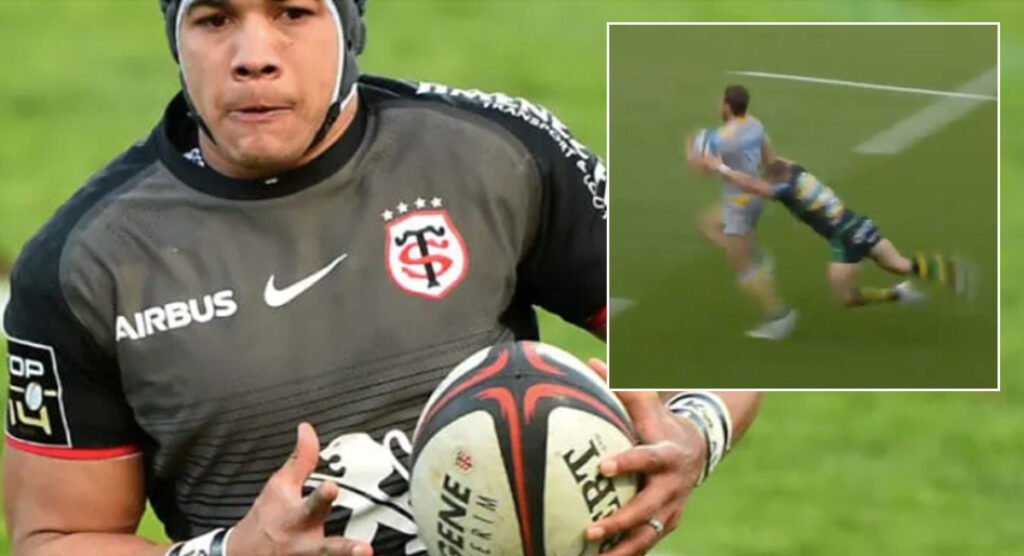 WATCH: Kolbe and Sleightholme display epic speed with perfect chase-down tackles