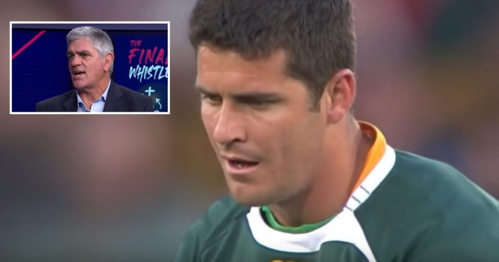 What role will Lions killer Morné Steyn play for the Springboks in upcoming series?