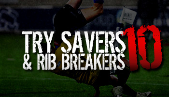 Try Savers & Rib Breakers 10