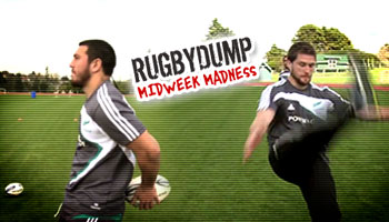 Midweek Madness - The All Blacks show their skills in new advert