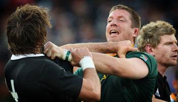 Springboks get morale boosting win over the All Blacks in Port Elizabeth