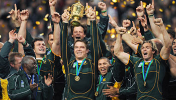 Springboks crowned World Champions 2007