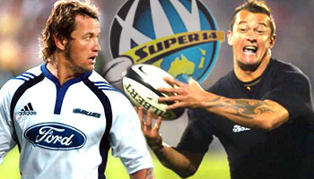 Carlos Spencer back playing Super Rugby