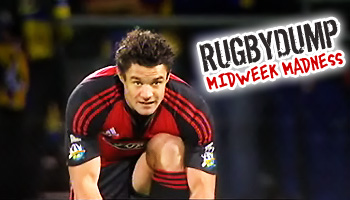 Midweek Madness - The Dan Carter freak conversion