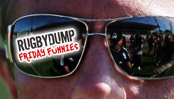 Friday Funnies - Justin Marshall does a Hollywood