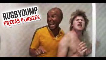 Friday Funnies - George Gregan ruins Jeff Wilson's 1994 holiday