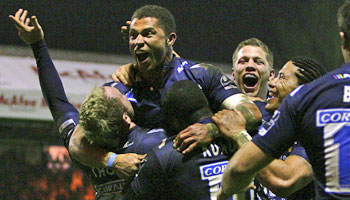 Jason Robinson bows out in style