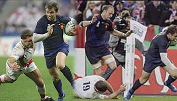 WC07 Defining Moments - The Joe Worsley Ankle Tap