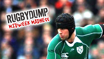 Midweek Madness - The Denis Leamy head tap