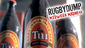 Midweek Madness - Too much beer for Pukey McNasty