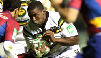 Brian Mujati cited for push on referee Nigel Owens
