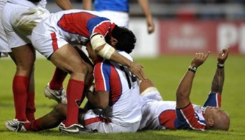 Pacific Islanders defeat Italy for their first Test win
