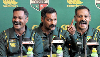Peter De Villiers speaks out on Schalk Burger, rugby, and of course, ballet