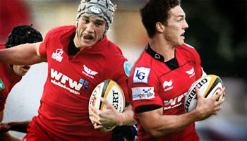 Scarlets Tries Of The Season 2010/2011
