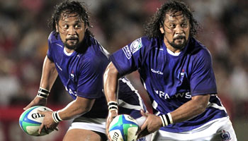 Seilala Mapusua talks about the pride of playing for Samoa