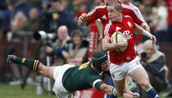 British & Irish Lions beat the Boks in Johannesburg