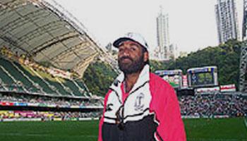 Typical Fijian Flair - Hong Kong Sevens 1990