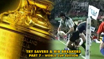 Try Savers & Rib Breakers 7 - The World Cup Edition