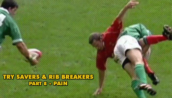 Try Savers & Rib Breakers 8 - PAIN
